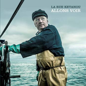 Pochette Allons voir (CD) - La Rue Kétanou