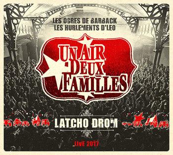 pochette Latcho Drom - Un air, deux familles