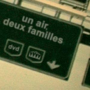 pochette Un air, deux familles (Epuisé) - Un air, deux familles