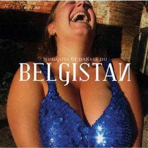 pochette Musiques et danses du Belgistan - Fanfare du Belgistan (la)
