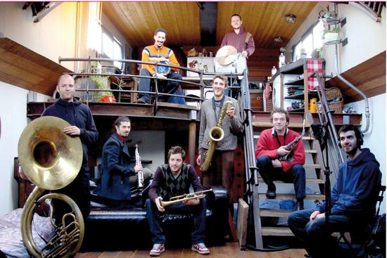 voir la fiche artiste Fanfare du Belgistan (la)