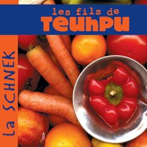 pochette La Schnek - Fils de Teuhpu (les)