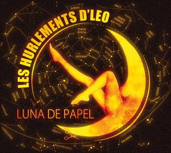 pochette Luna de papel - Hurlements d'Léo (les)