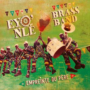 pochette Empreinte du père - La fanfare Eyo'Nlé