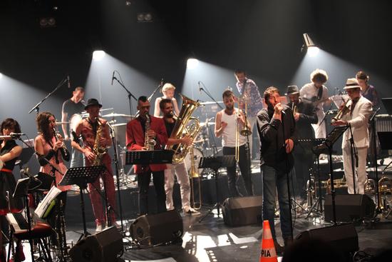 voir la fiche artiste Loic Lantoine & The Very Big Experimental Toubifri Orchestra