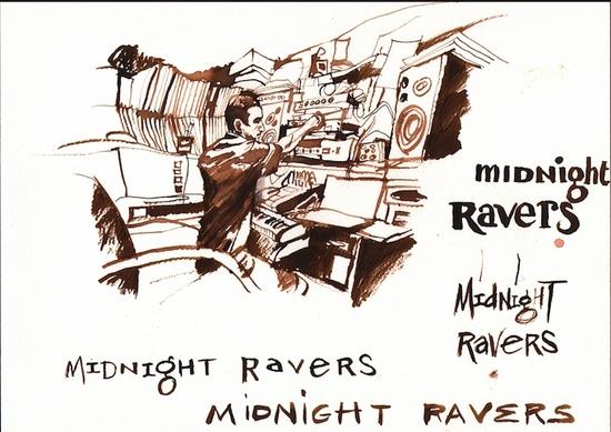 voir la fiche artiste Midnight Ravers
