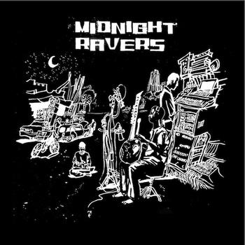 pochette Le triomphe du chaos (EPUISE) - Midnight Ravers