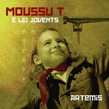 pochette Artémis - Moussu T & Lei Jovents