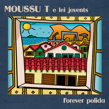 pochette Forever polida - Moussu T & Lei Jovents