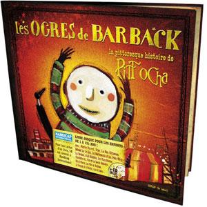 pochette La pittoresque histoire de Pitt Ocha - Ogres de Barback (les)