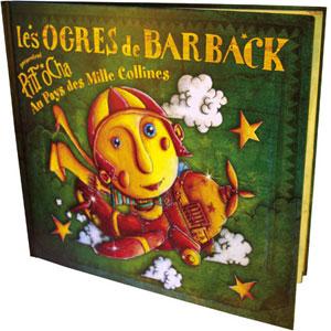 pochette Pitt Ocha au pays des mille collines - Ogres de Barback (les)
