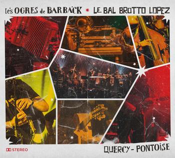 pochette Quercy-Pontoise - Ogres de Barback (les)