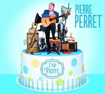 pochette L'age de Pierre - Pierre Perret