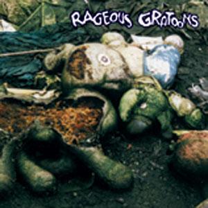 pochette Petit âne - Rageous Gratoons