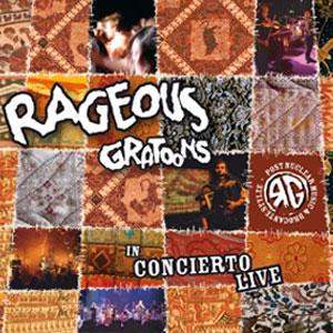 pochette In concierto - Rageous Gratoons