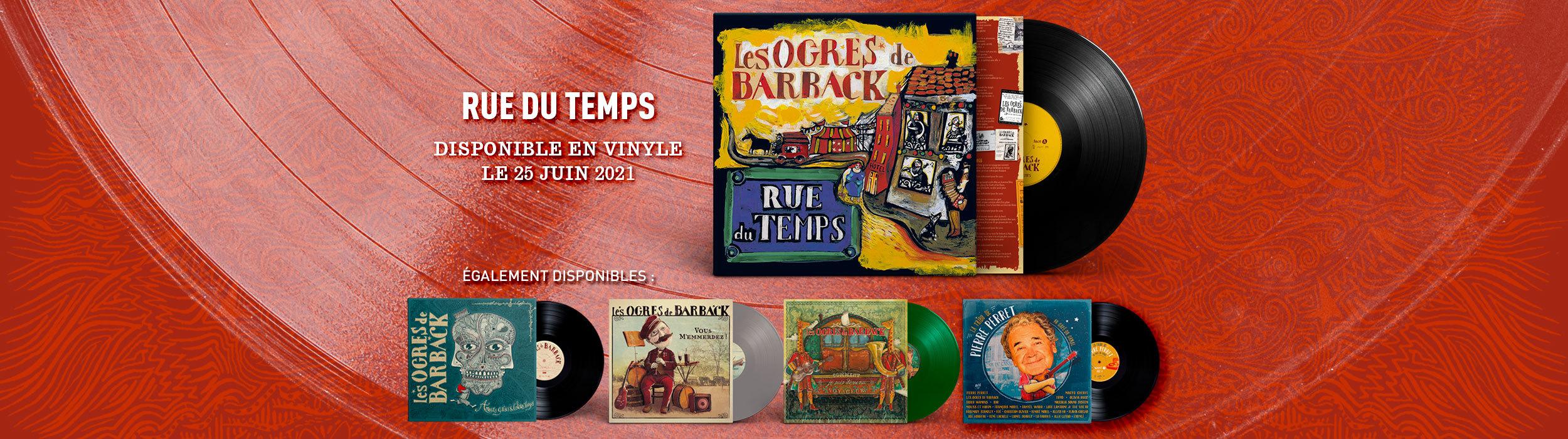 Vinyles Ogres