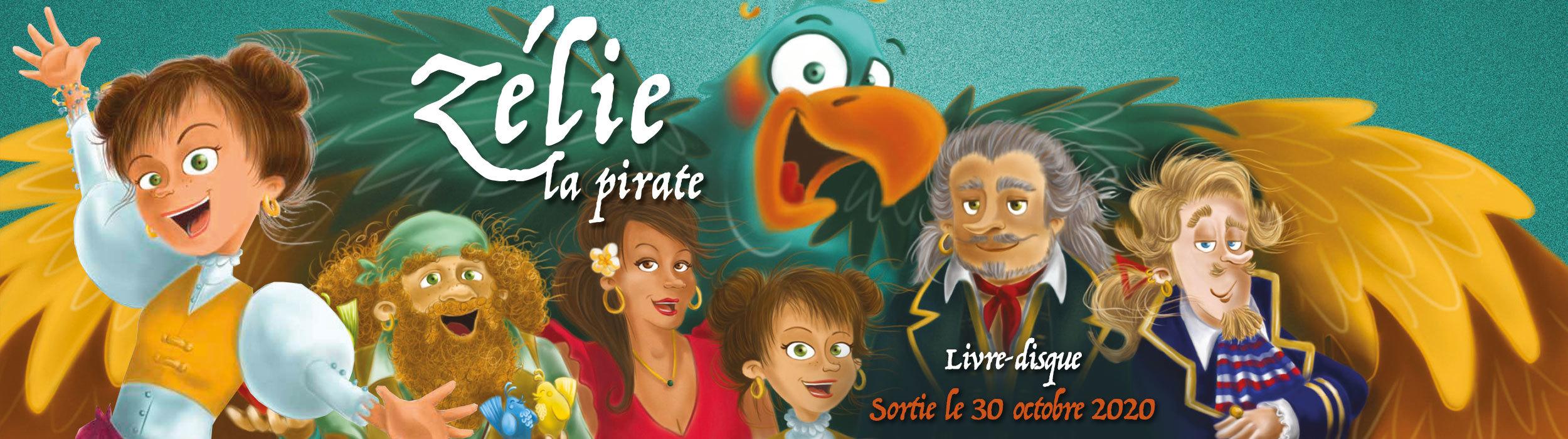 Zélie la pirate (chap1)